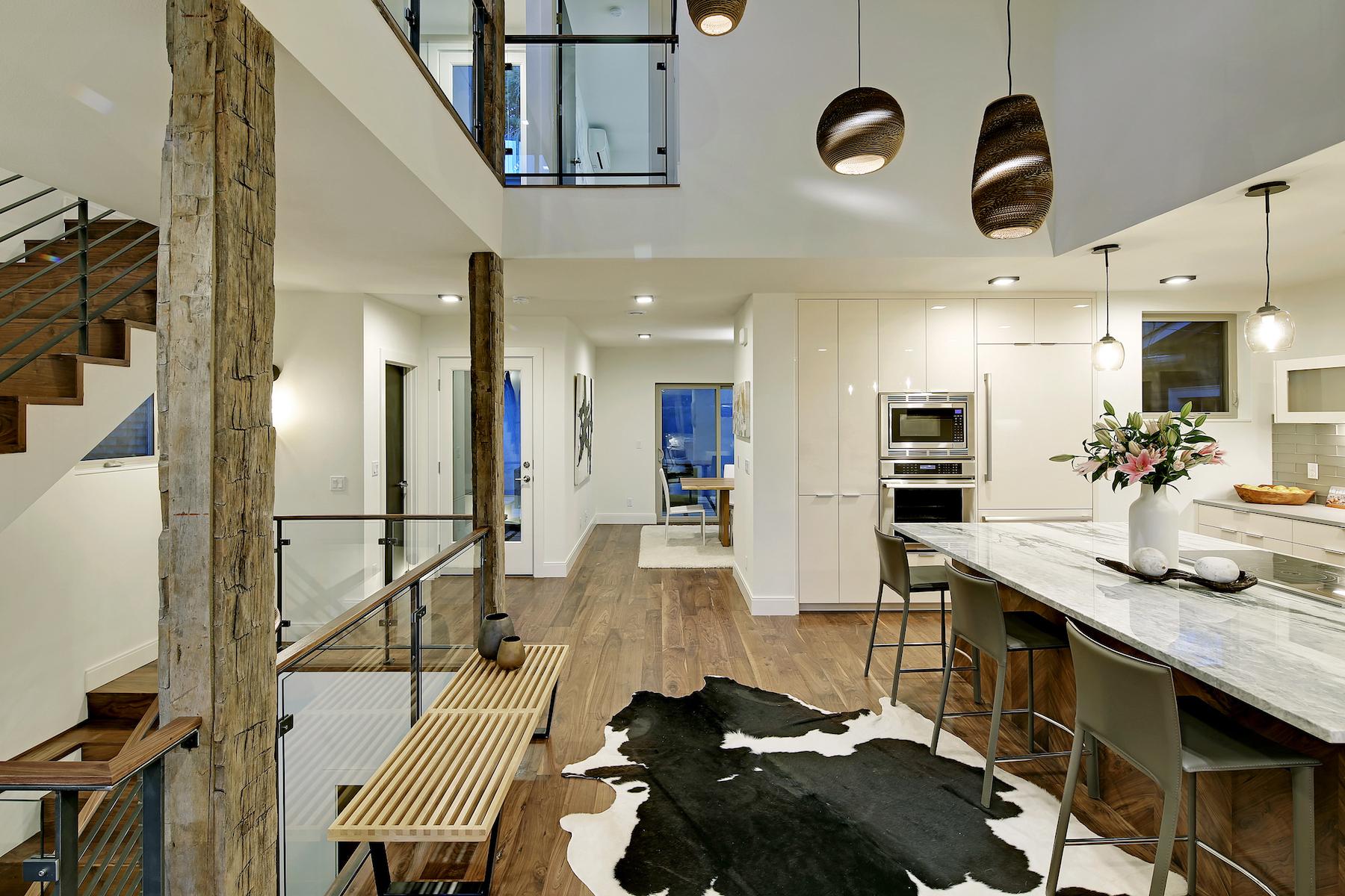 Mount Baker Park Modern | Seattle | Entrant/Builder/Developer/Interior  Designer:
