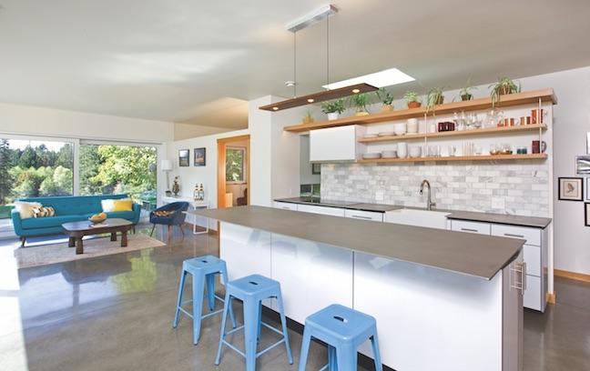 Artisans Group Vogel Haus prefab kitchen
