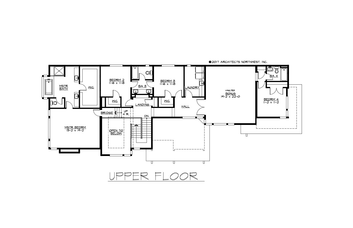 Design solutions for narrow and wide lots professional for Wide house floor plans