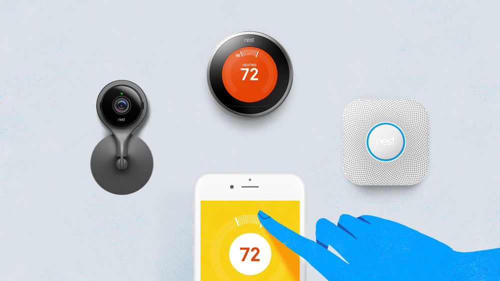 Fine The New Smart Connected Home With Nest Professional Builder Download Free Architecture Designs Scobabritishbridgeorg