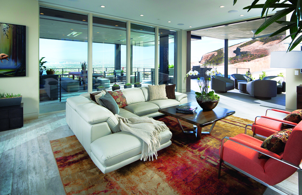 Merveilleux The New American Home 2016 Takes Its Design Cues From The Surrounding  Desert And Its Innovation Cues From The Very Latest In Product Development.