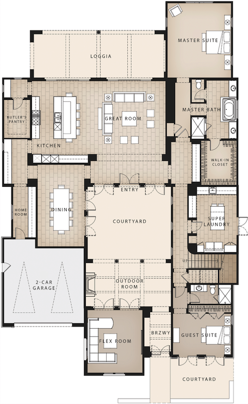 House Review Multigenerational Living Professional Builder