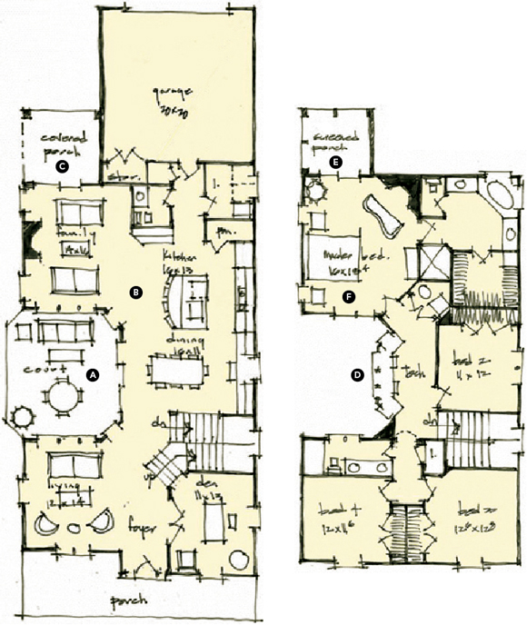 Urban infill house plans escortsea for Urban house designs