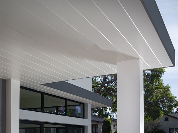 Artisan 174 V Rustic Siding Achieves A Modern Aesthetic With