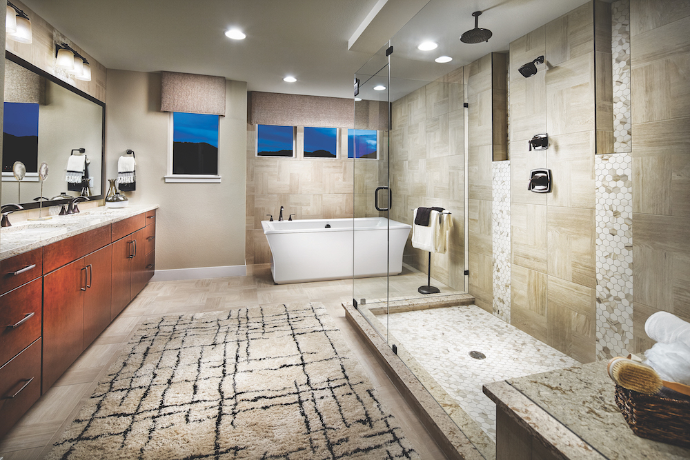Awesome 4  Or 5 Piece Master Bath