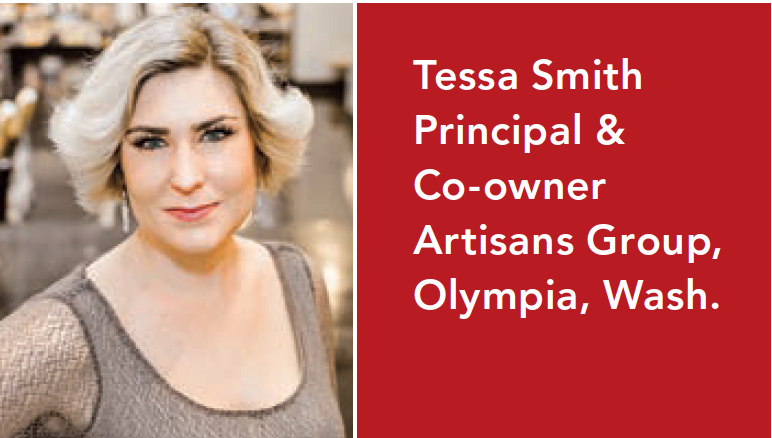Tessa Smith headshot