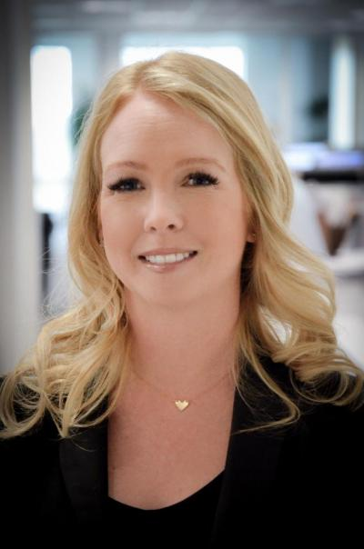 Melanie Andrews, 38, VP Purchasing, Southern California Division, The New Home Company, Aliso Viejo, Calif.