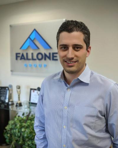 Robert Fallone, 35 President Fallone Group Branchburg, N.J.