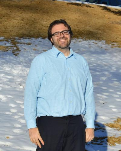 Paul Brady, 36, Principal, Godden |Sudik Architects, Centennial, Colo.