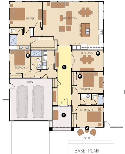 House Review_EDI Intl_Berryessa II_plan 1