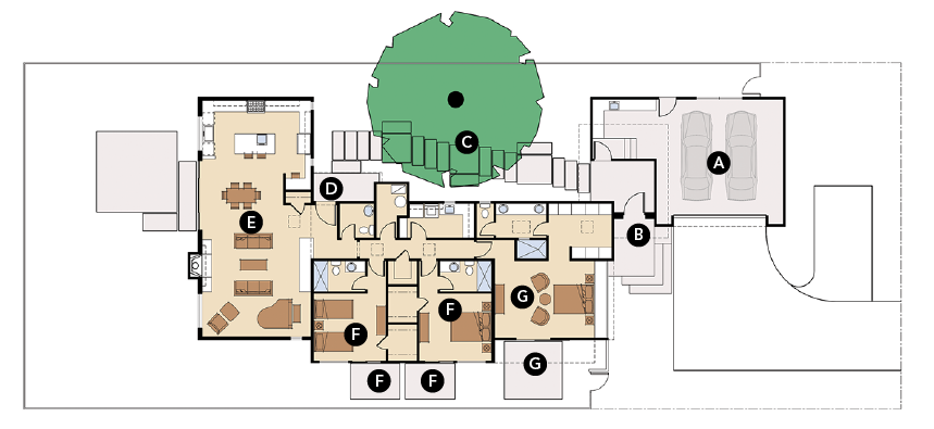 Richard Handlen-The Altos House-plan
