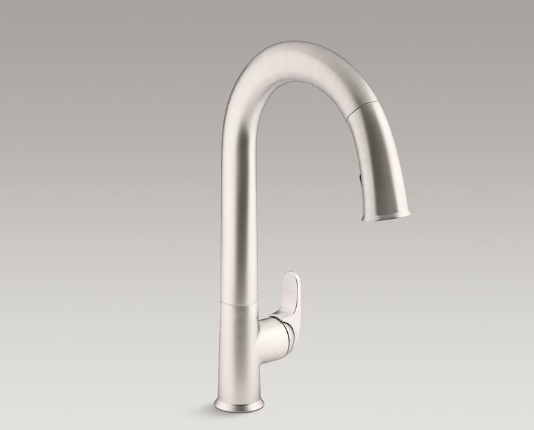 Kohler Sensate touchless pull-down faucet