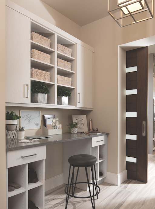 Mudroom, The New American Home 2018