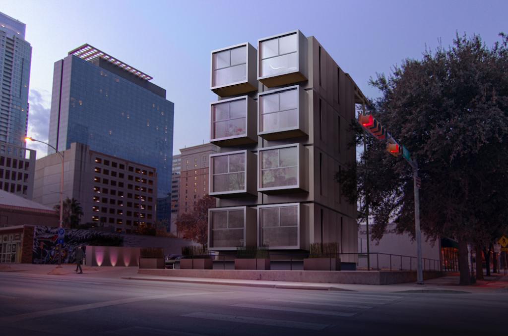 Center Stack by Kasita, Austin Convention Center