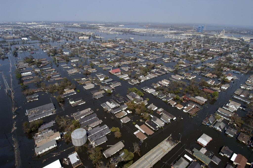 Disaster rebuilding: New Orleans, post-Katrina
