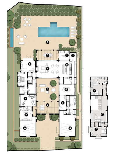 Coral Crest Plan 1-Robert Hidey Architects-plan