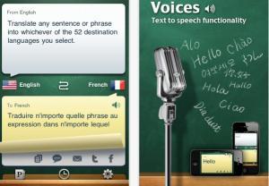 iHandy Translator ipad app, ipad apps for home builders, ipad apps for remodeler