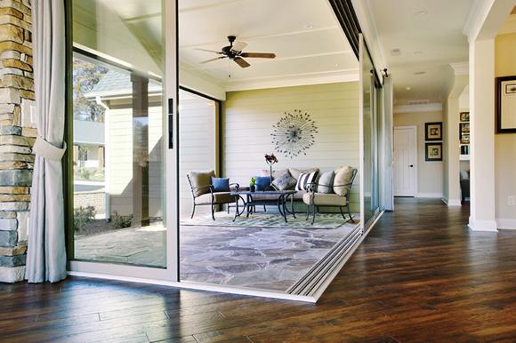 Western window systems brightens schumacher homes custom for Schumacher homes catawba