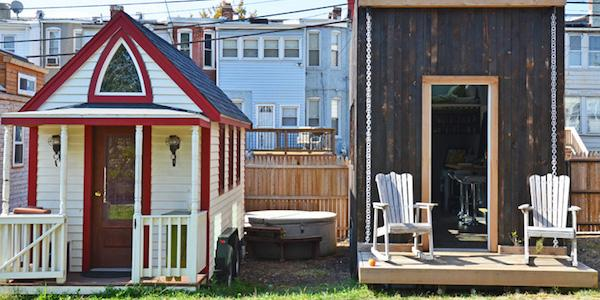 Tiny homes emerging as solution for the homeless