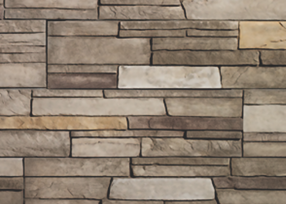 Manufactured stone veneer boral professional builder for Boral siding cost