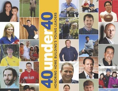Meet Professional Builder's 40 Under 40 class for 2012
