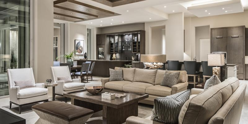Grey Oaks Private Residence, from Collins & DuPont Design Group