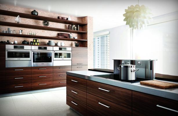 Bosch European Kitchen Appliances | Professional Builder