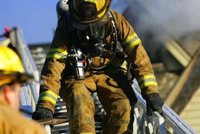 D-Blaze fire retardant treated wood