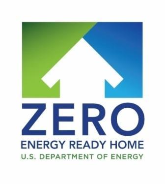 DOE Zero Energy Home logo