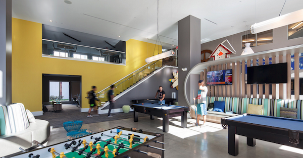 In 2016, we'll see a revamping of the traditional game room as builders look for new ways to differentiate their product