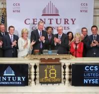 Century Communities at NYSE