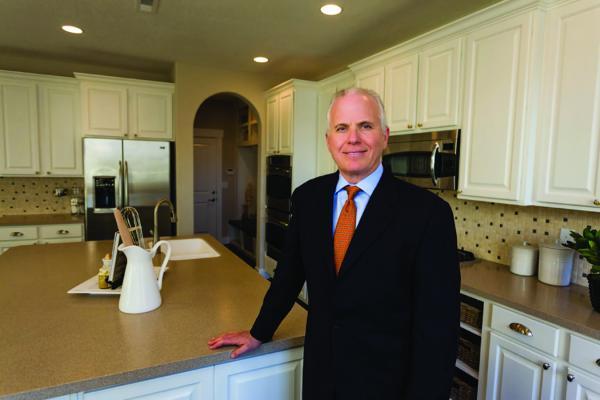 Joel Shine, CEO, Woodside Homes