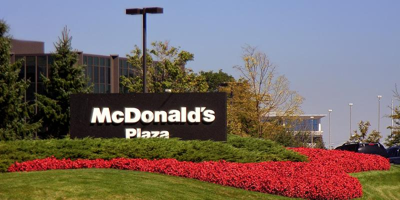 McDonald's recently moved its corporate headquarters from suburban Oak Brook, Ill., to the West Loop in Chicago