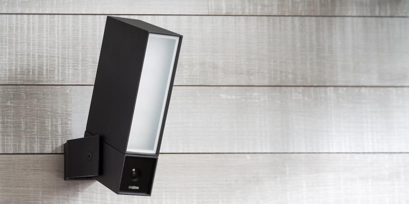 Presence, a security camera system from Netatmo