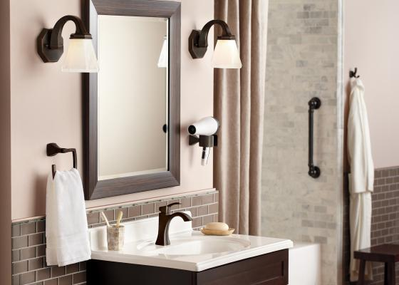 Voss Collection by Moen   Professional Builder