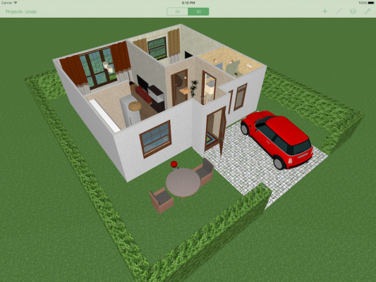 Planner 5D Simulator
