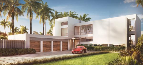 Terra Group's newest community, the 121-acre Botaniko Weston, Miami
