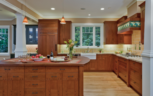 latest kitchen design trends. Each year  the National Kitchen and Bath Association NKBA surveys its members to identify latest design specification trends in kitchen bath 6 for 2013 Professional Builder