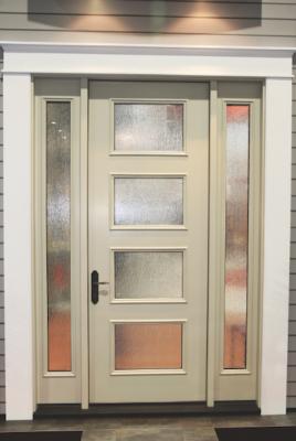 Therma-Tru Pulse Entry Door | Professional Builder