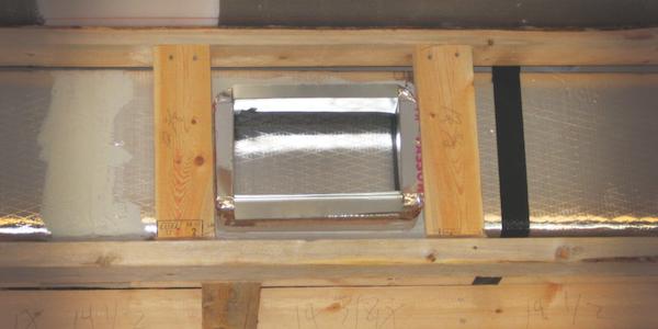 HVAC, ducts