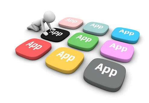 app and software graphic