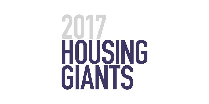 Housing Giants Rankings 2017