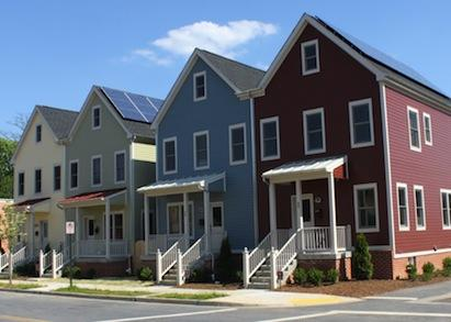 Green building: a vital selling tool for builders