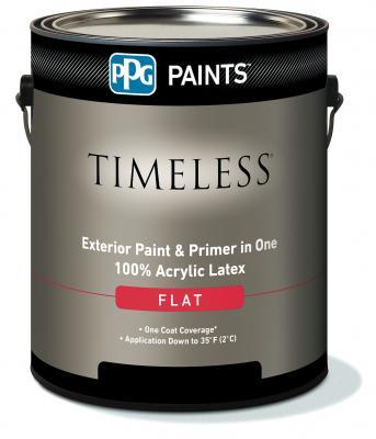 exterior paint ppg paints professional builder