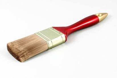 paint palettes fuchsia teal
