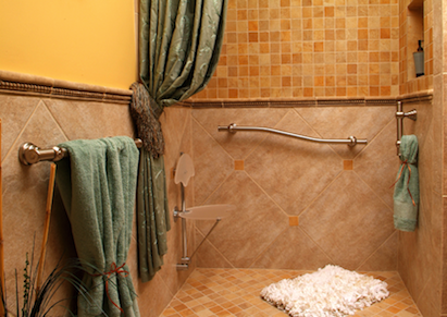 Nextgen universal design for bathrooms and kitchens
