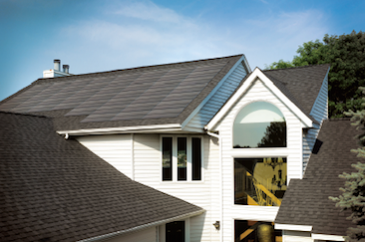 CertainTeed Apollo II Solar Roofing