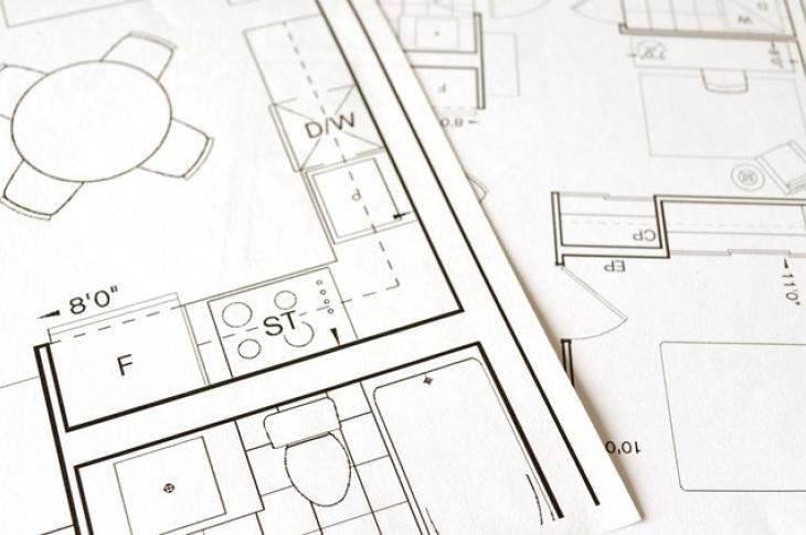 Linear design sketch