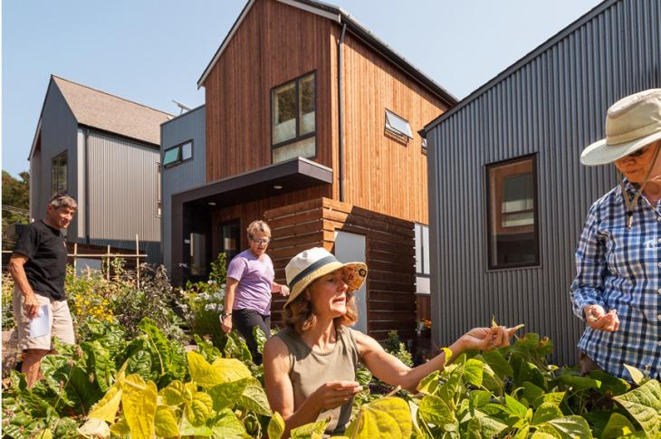 Green Homes Aren't Green Enough Without Neighbors