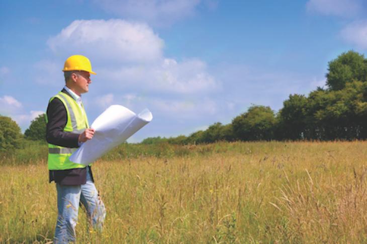 Land strategies in action—builder, developer looks at land for future development